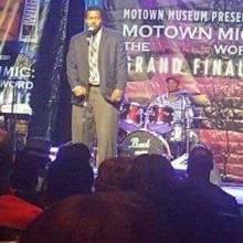 Motown Spoken Word Poetry Performance